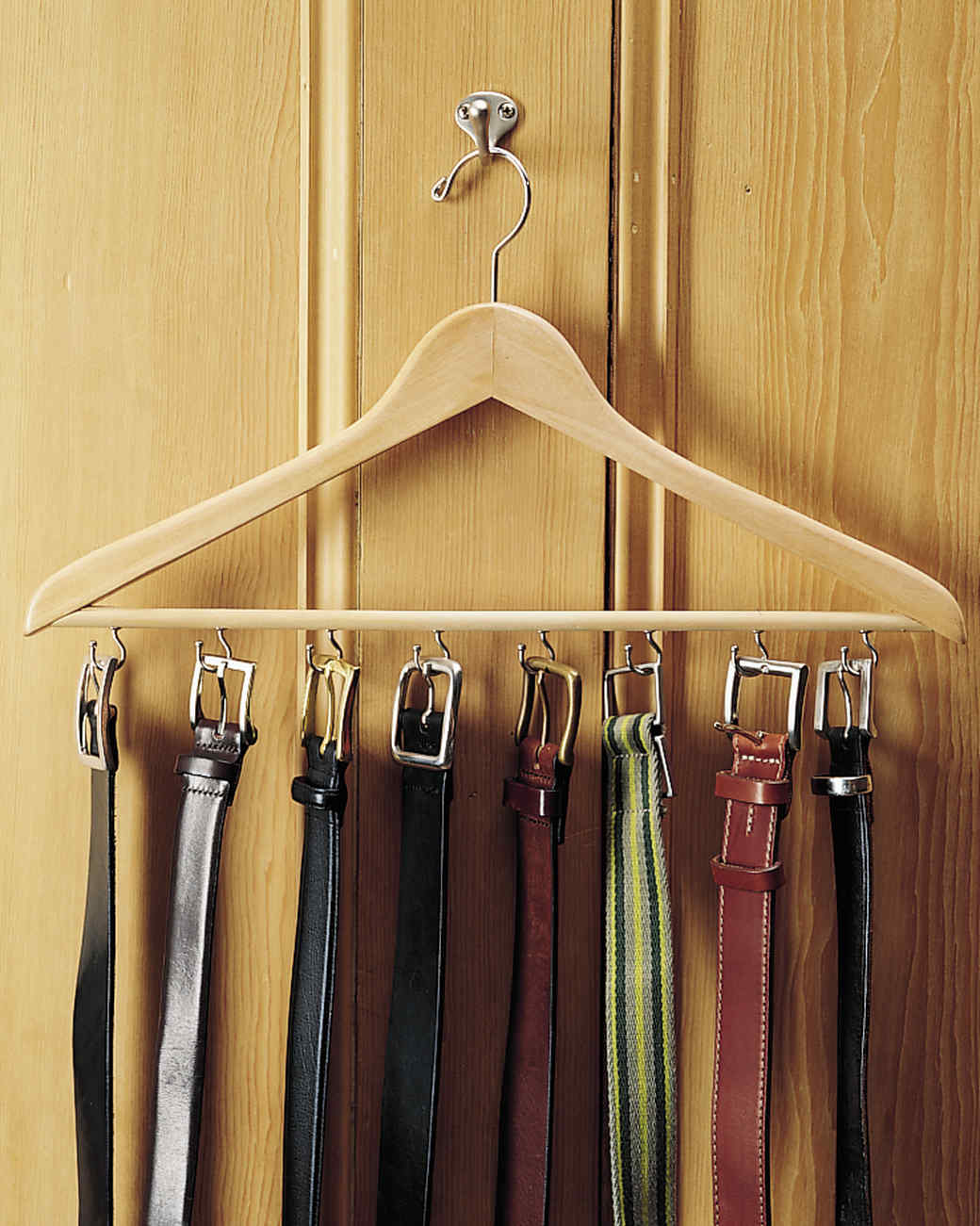 Belt Rack for Dad