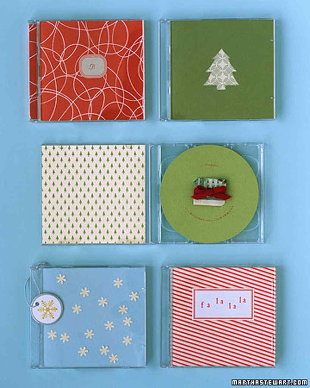 Compact-Disc Card