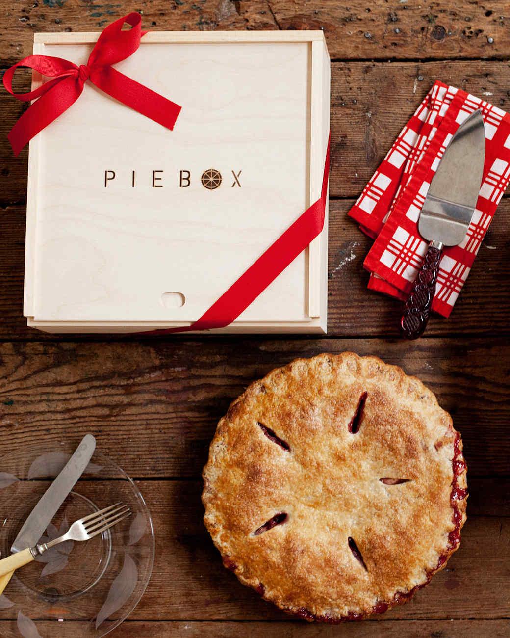 Decorative Pie Carry Box