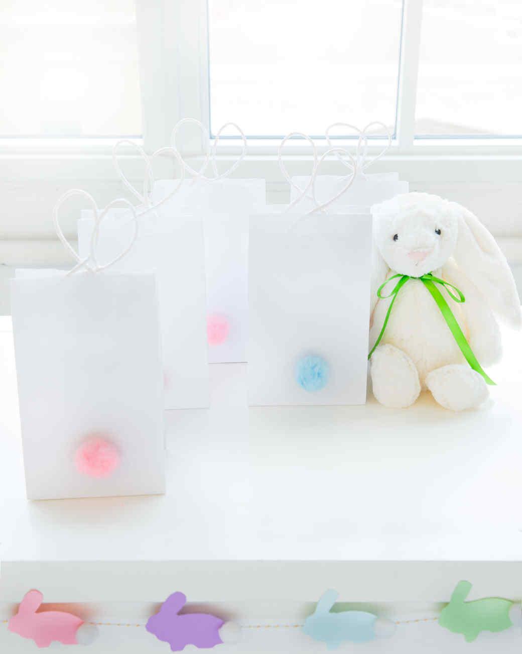 bunny gift bags martha stewart