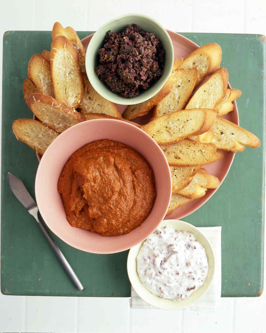 Olive-Caper Spread