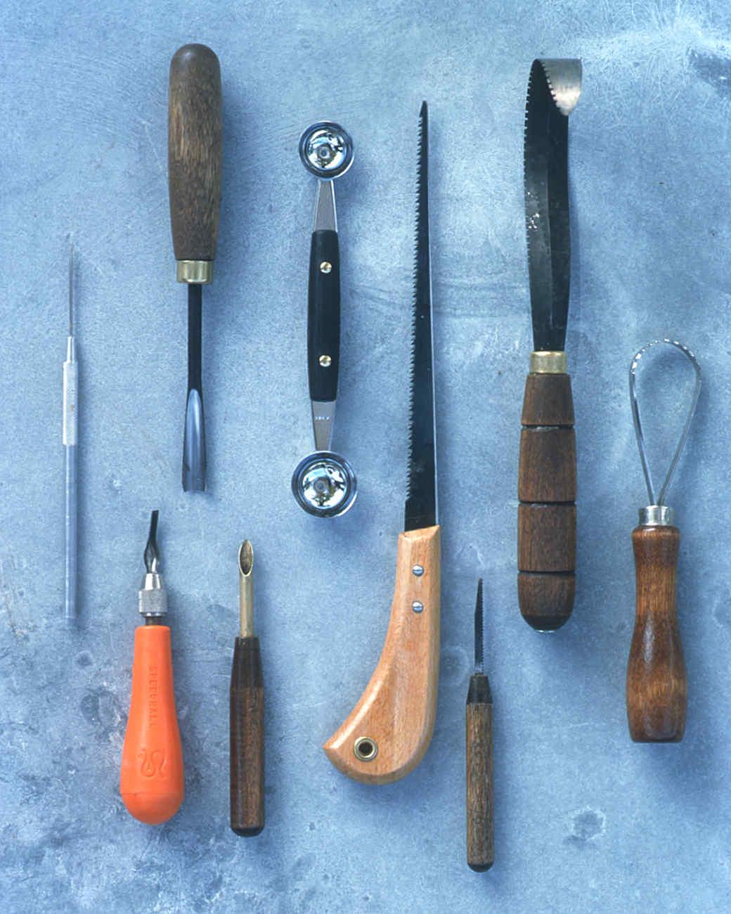 Pumpkin carving tools martha stewart