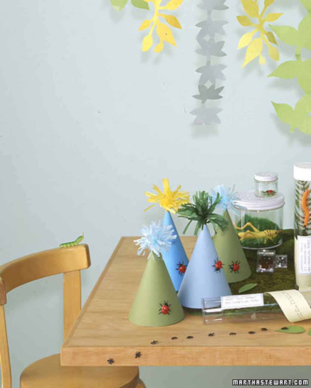 Kids Birthday Party Ideas Martha Stewart