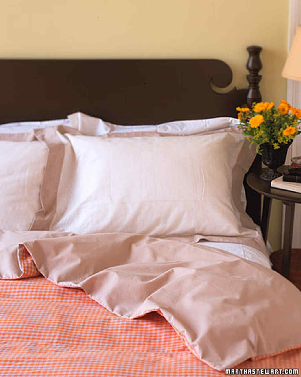 Drying Pillows & The Golden Rules of Washing Pillows Blankets and Down | Martha ... pillowsntoast.com