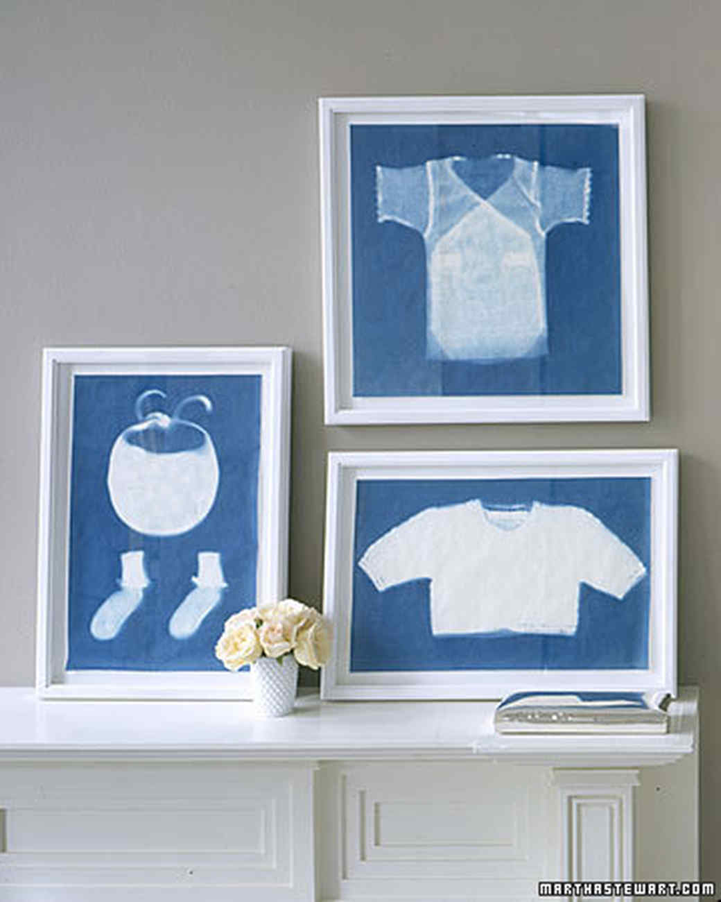 How to Frame Baby Clothes recommend