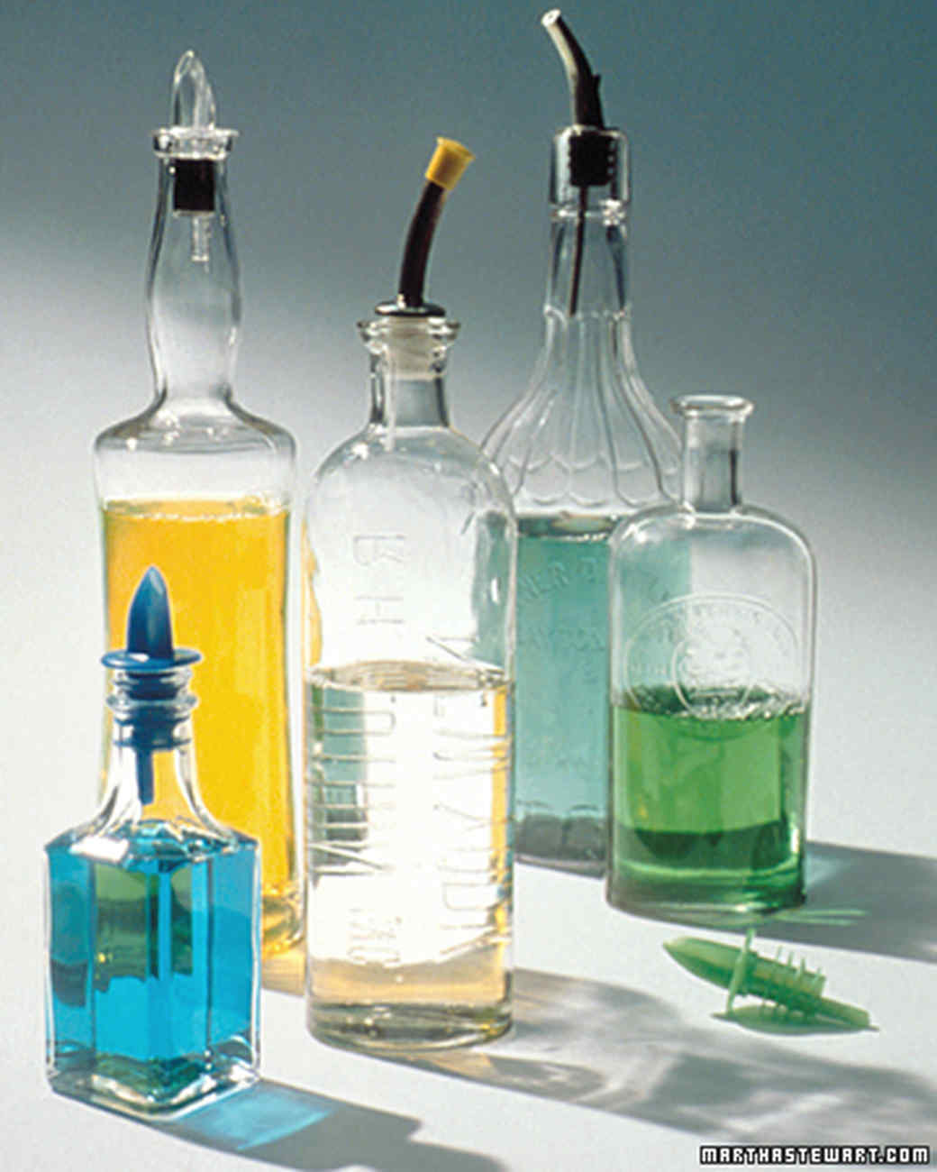 Drink Up! 12 Clever Ways to Reuse Empty Wine Bottles | Martha Stewart