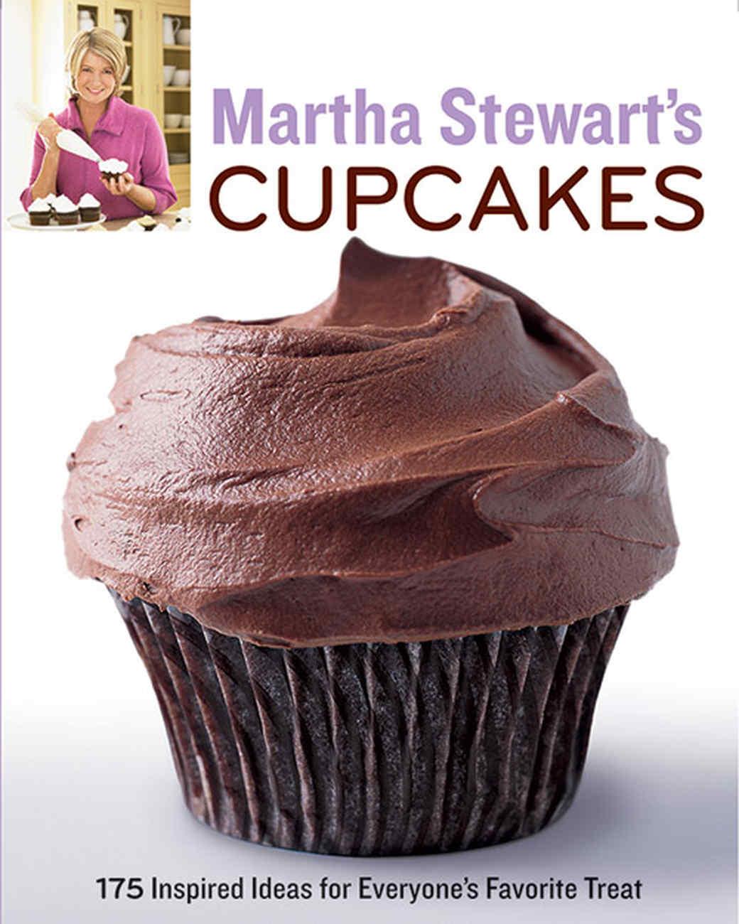 Martha stewart 39 s cupcakes martha stewart for Ideas for thanksgiving cupcake decorations