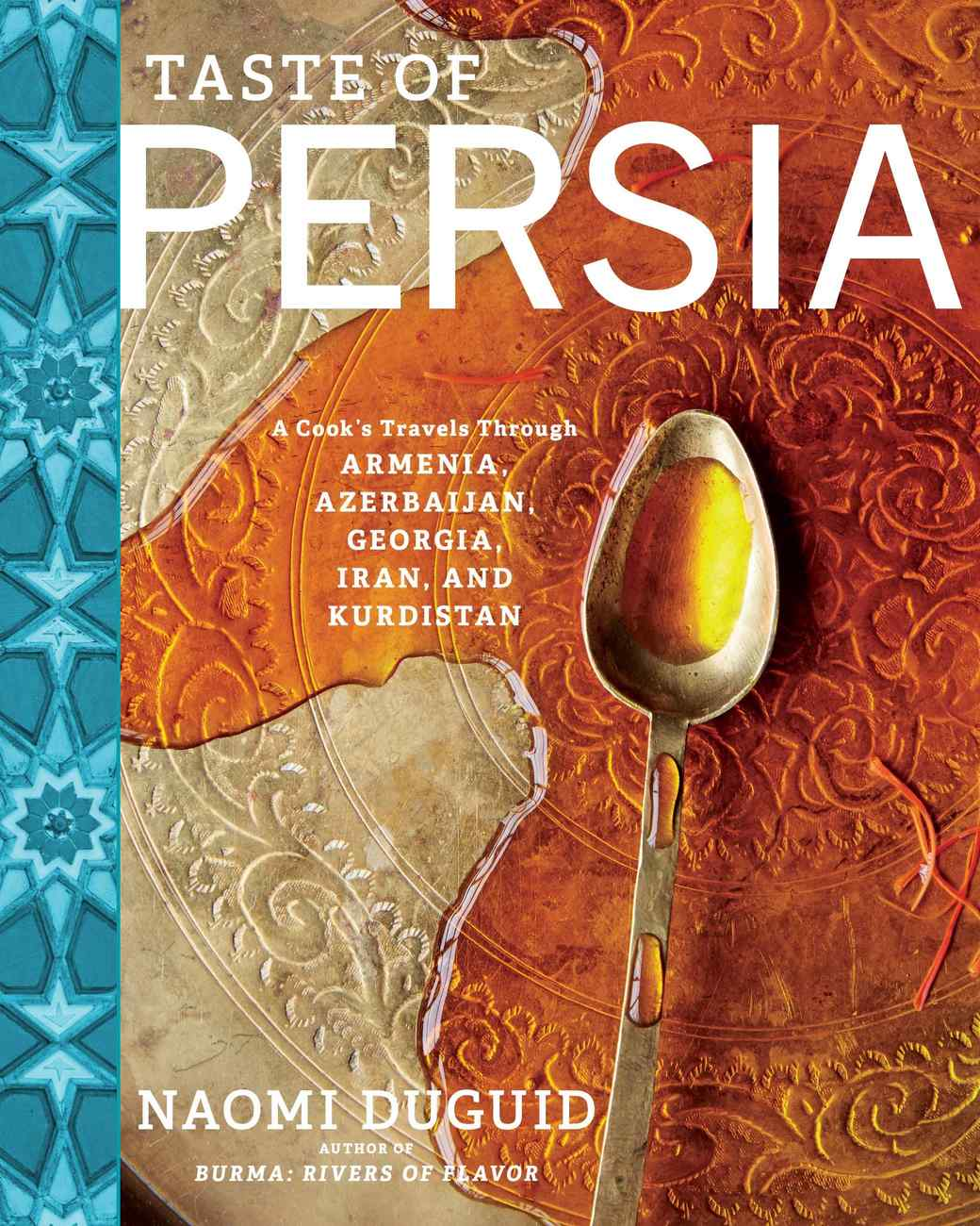 Cover of Naomi Duguid's Taste of Persia