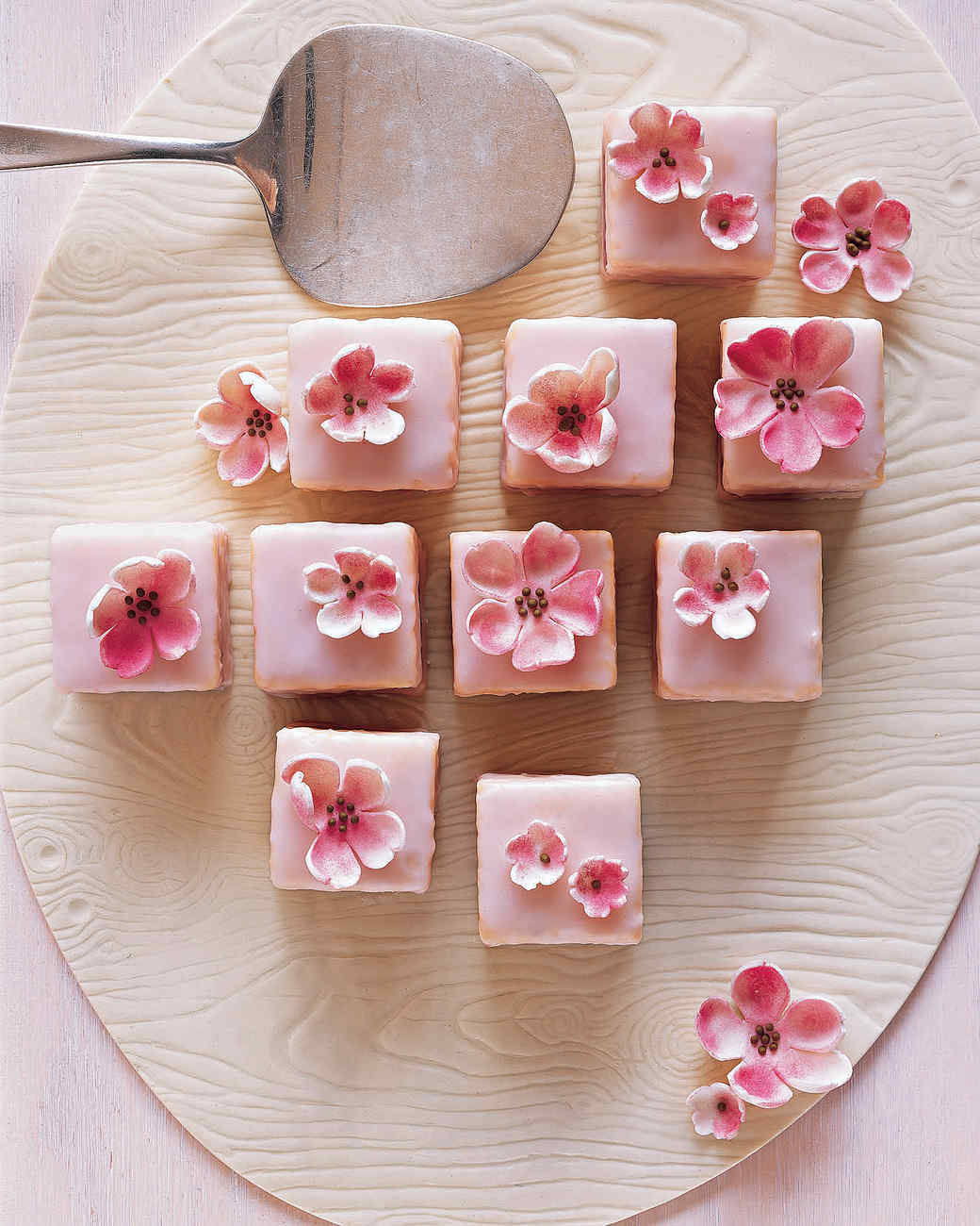 Marzipan Baby Shower Cakes