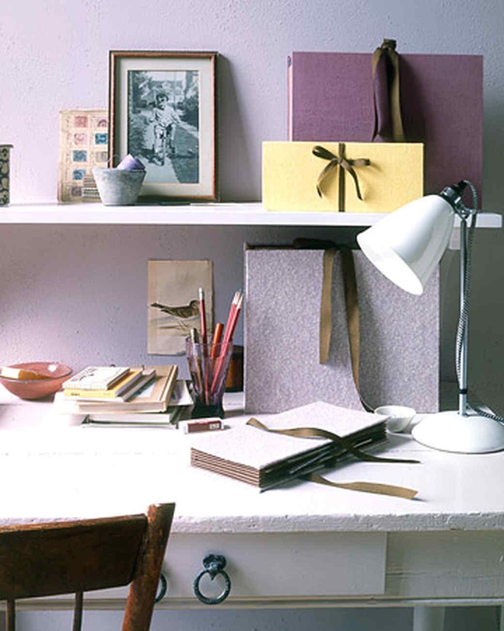 Desk Ideas Part - 31: Martha Stewart