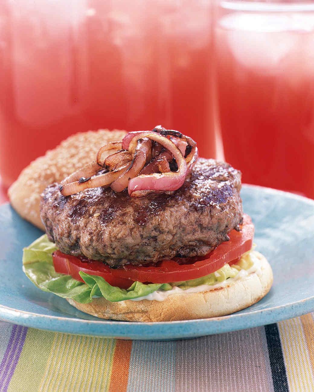 Best Beef Burgers