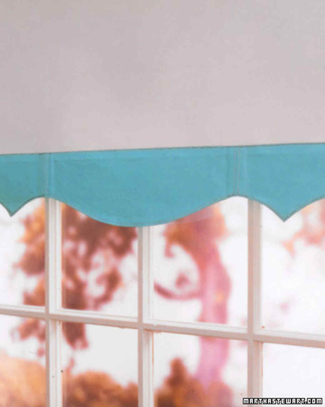 Window Shade Leather Border How-To