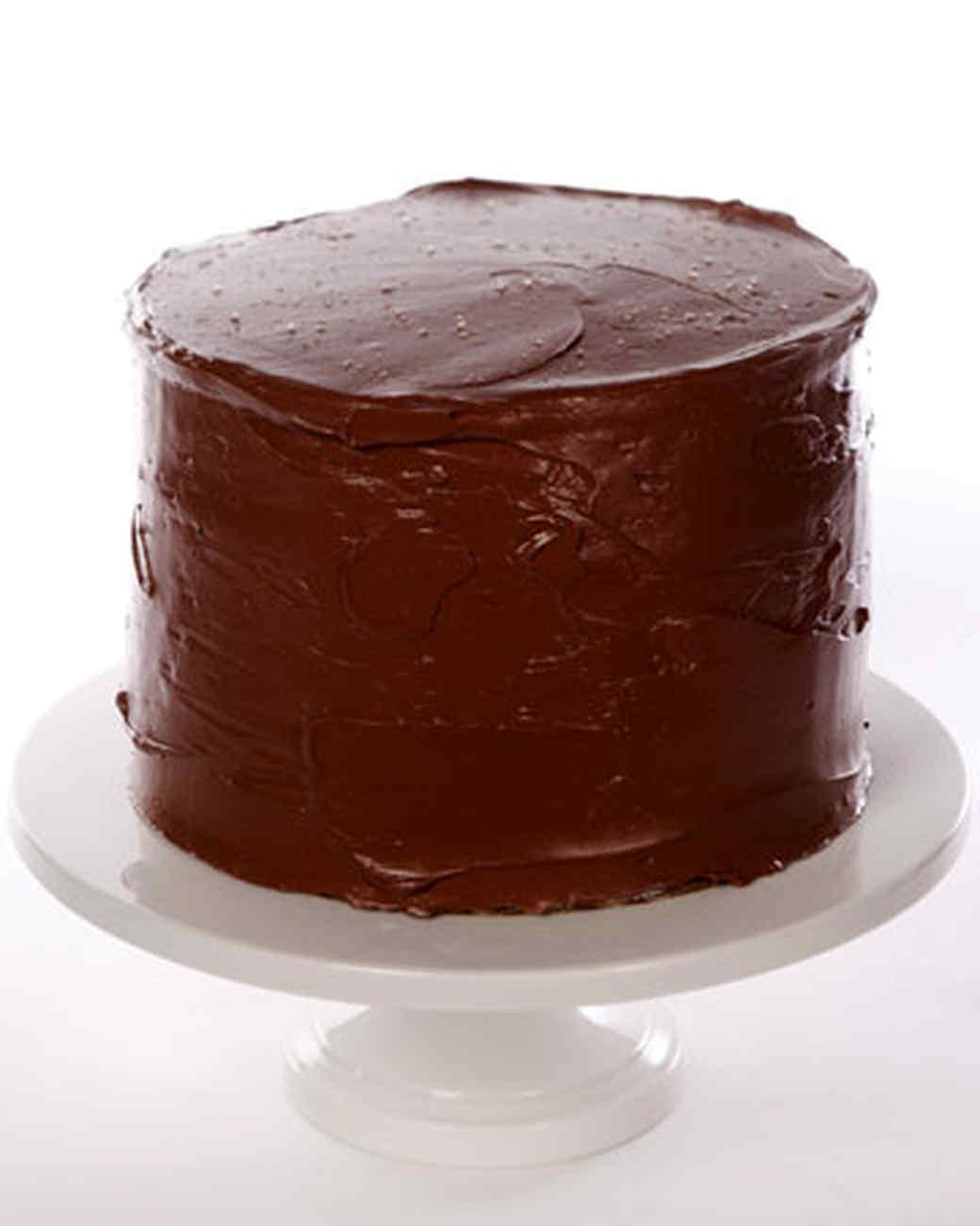 Martha stewart dark chocolate cake