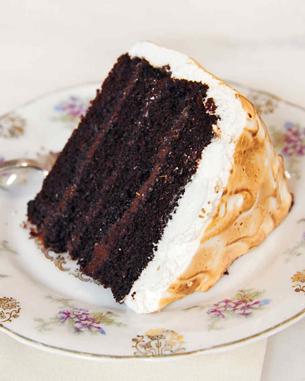 rich chocolate cake with ganache frosting and truffle egg nest rich ...