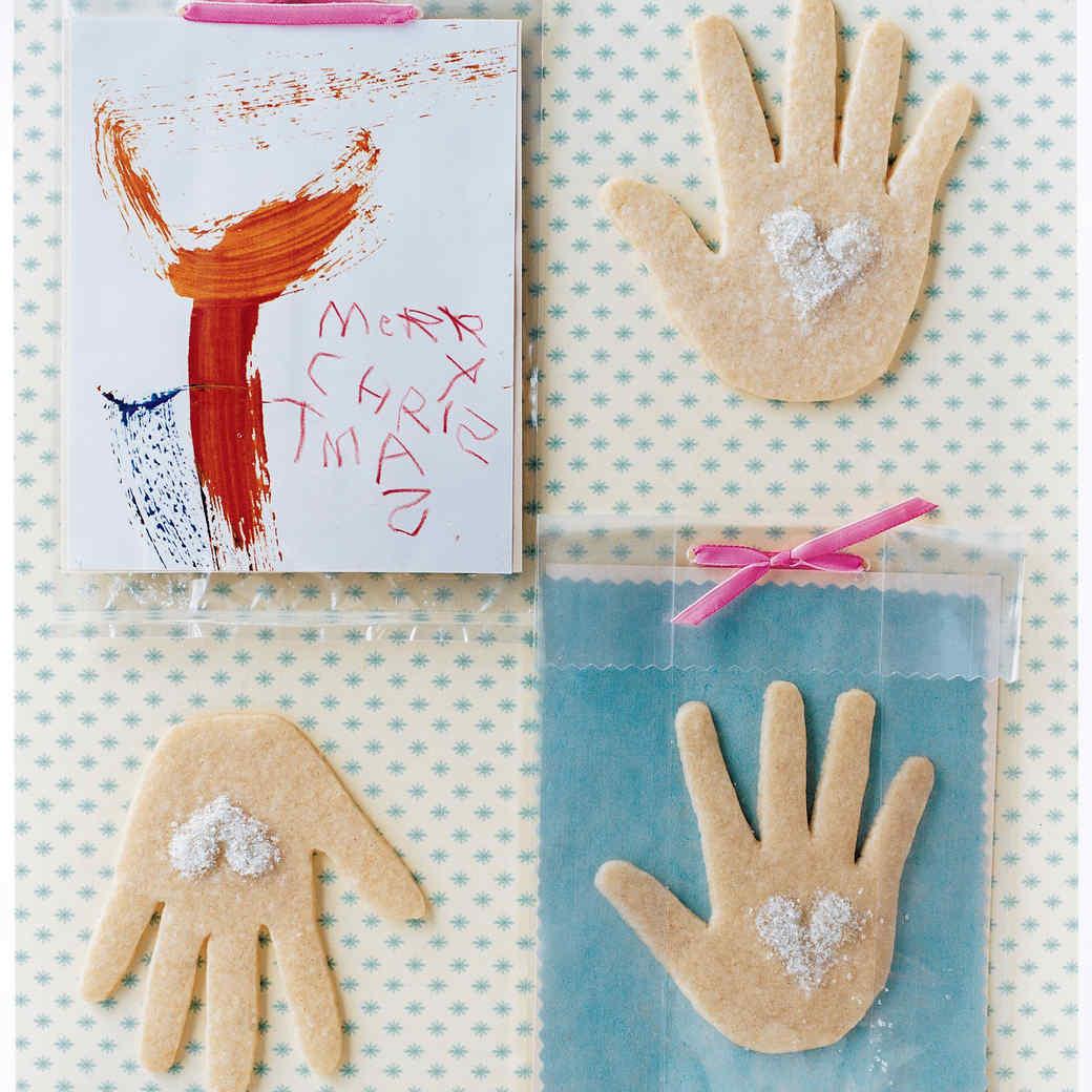 Children's Hand Cookies