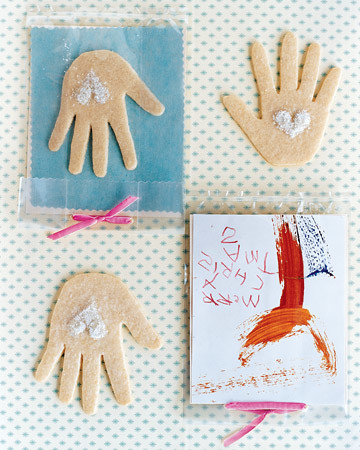 Children's Hand Cookies