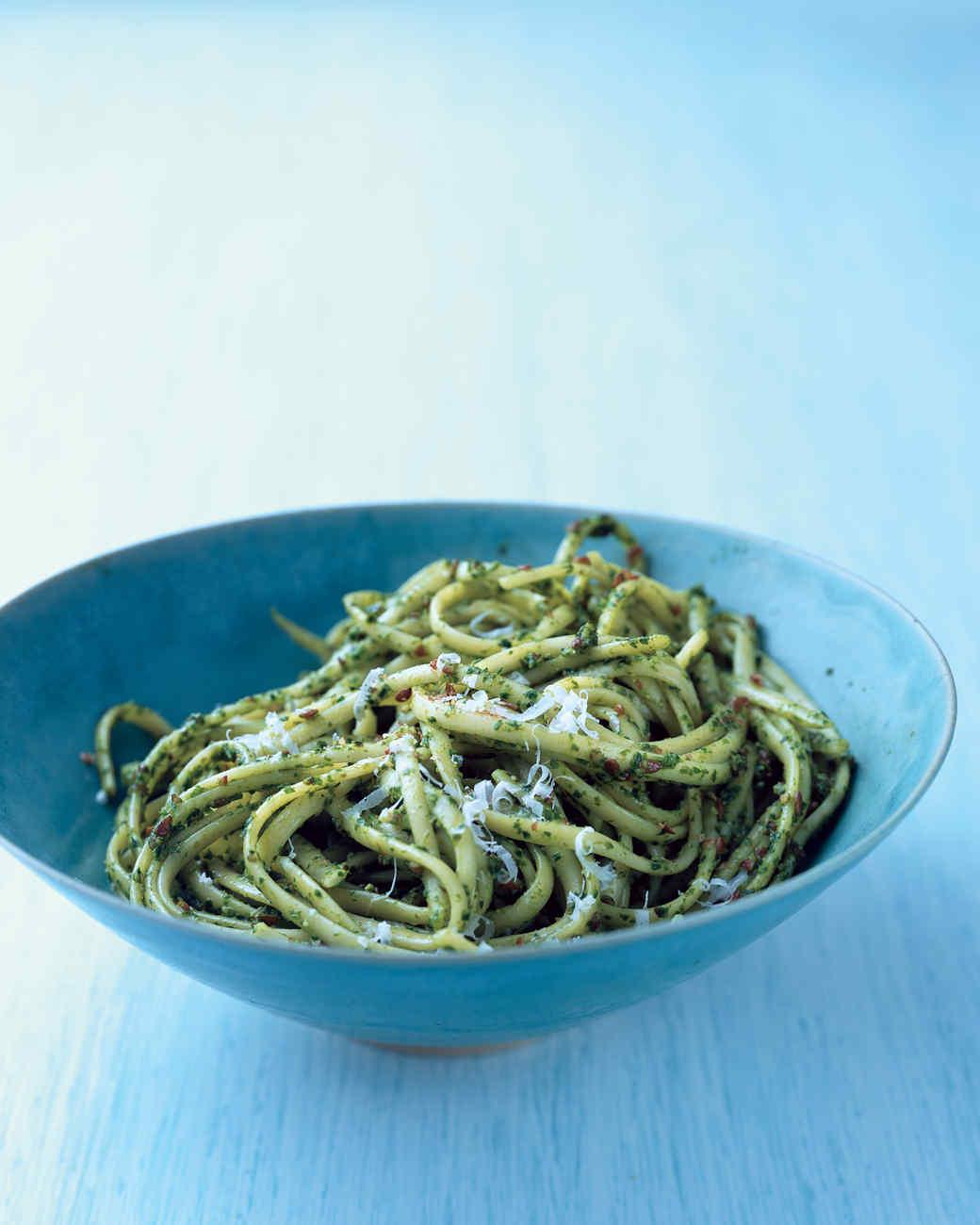 Parsley-Flaxseed Pesto