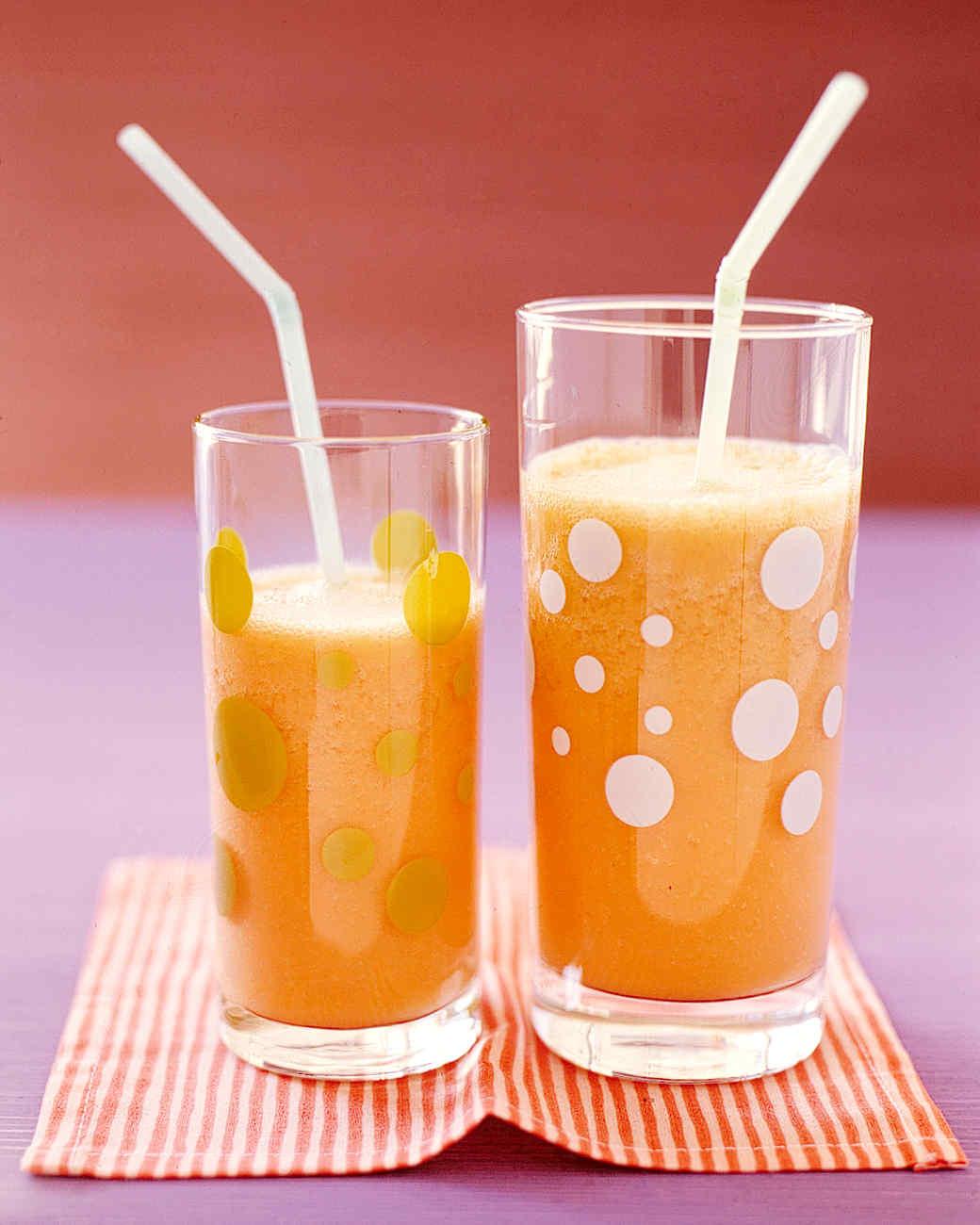 Mango-Carrot Smoothie