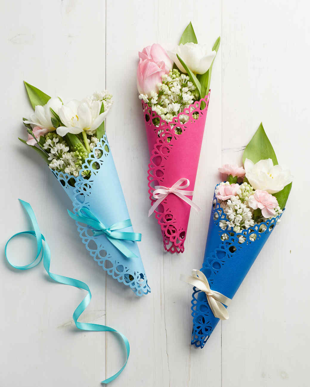 Flower Wrapping Paper Yelomdiffusion