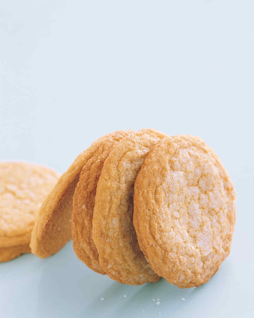 Martha Stewart Old Fashioned Sugar Cookies