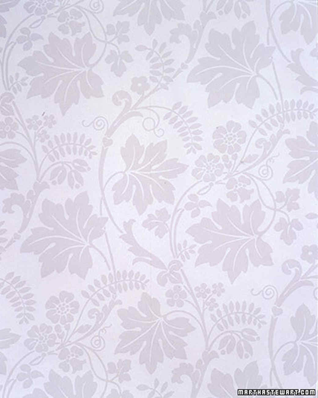 ... Martha Stewart Paintable Wallpaper ...