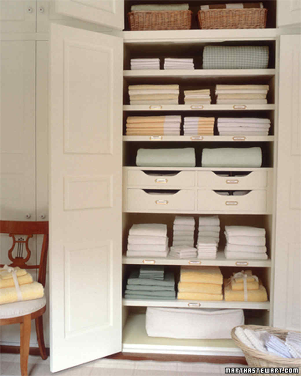 Organizing Your Home | Martha Stewart
