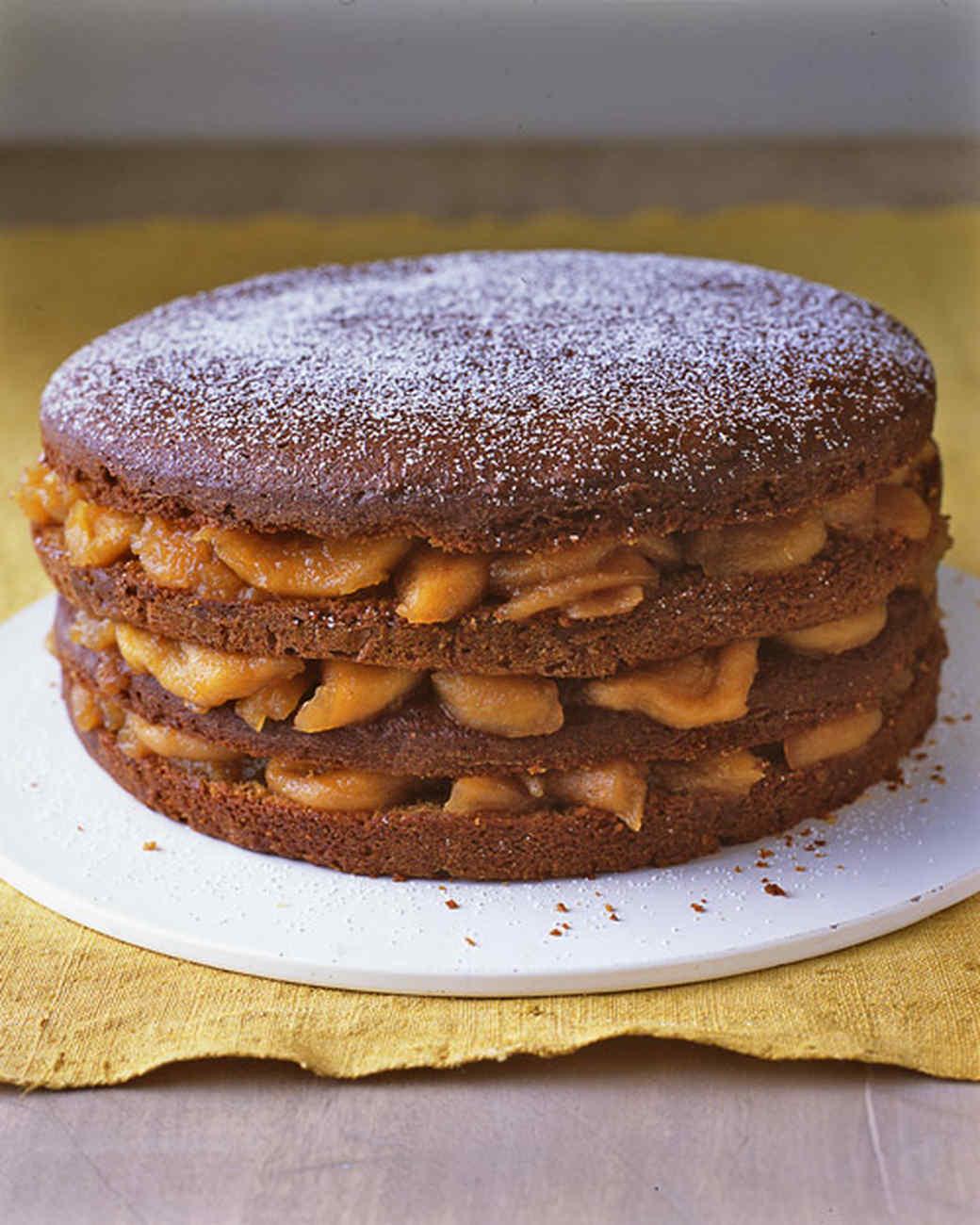 Four Layer Appalachian Stack Cake