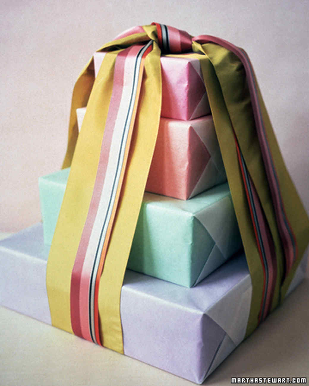 Gift wrapping ideas martha stewart negle Image collections