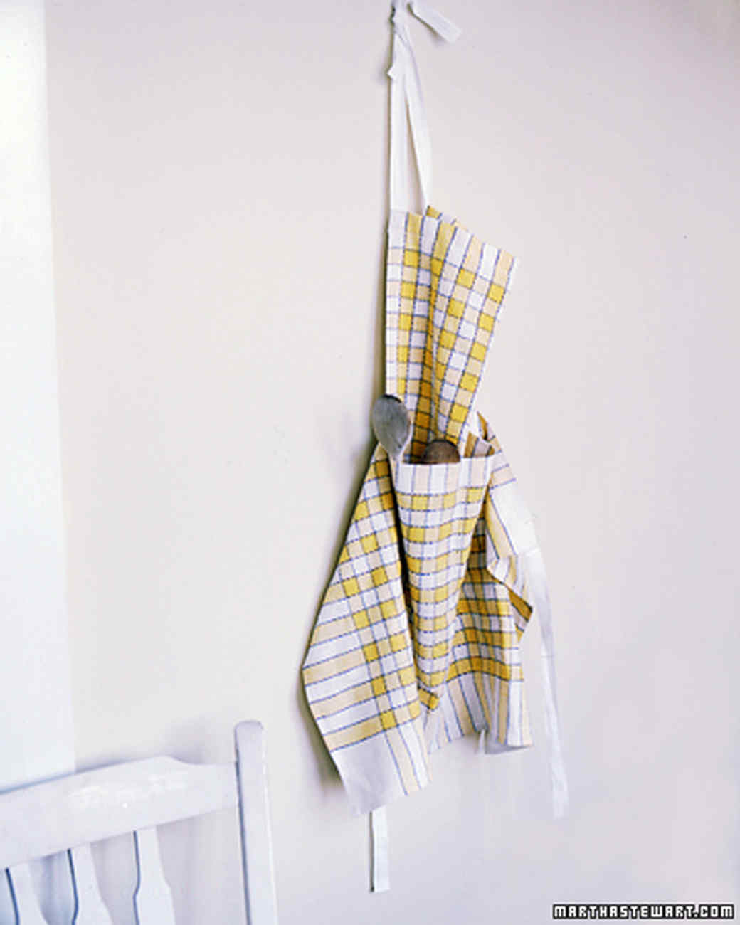 Martha Stewart Kitchen Towels: Dish Towel Apron