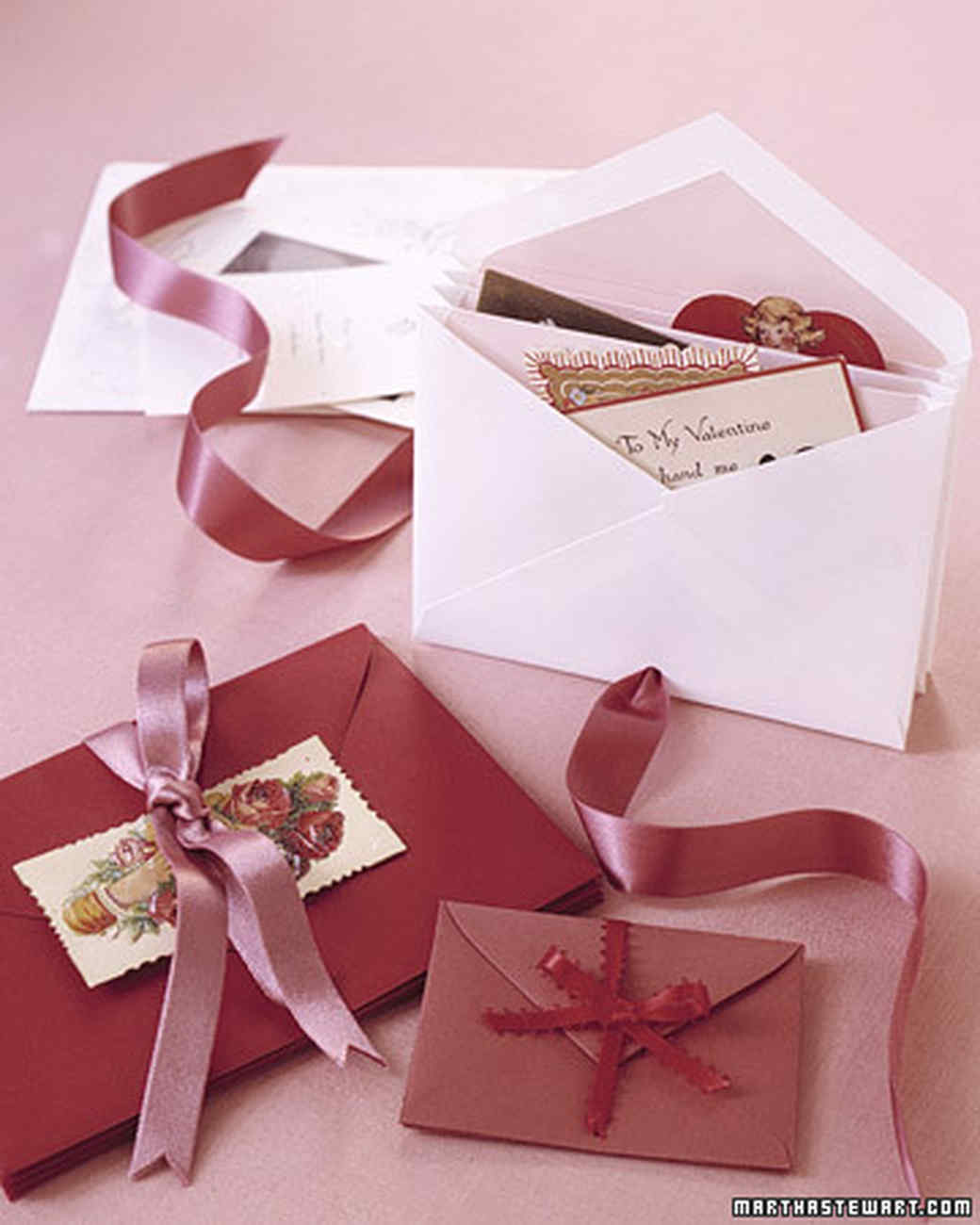Keepsake Envelope Folders
