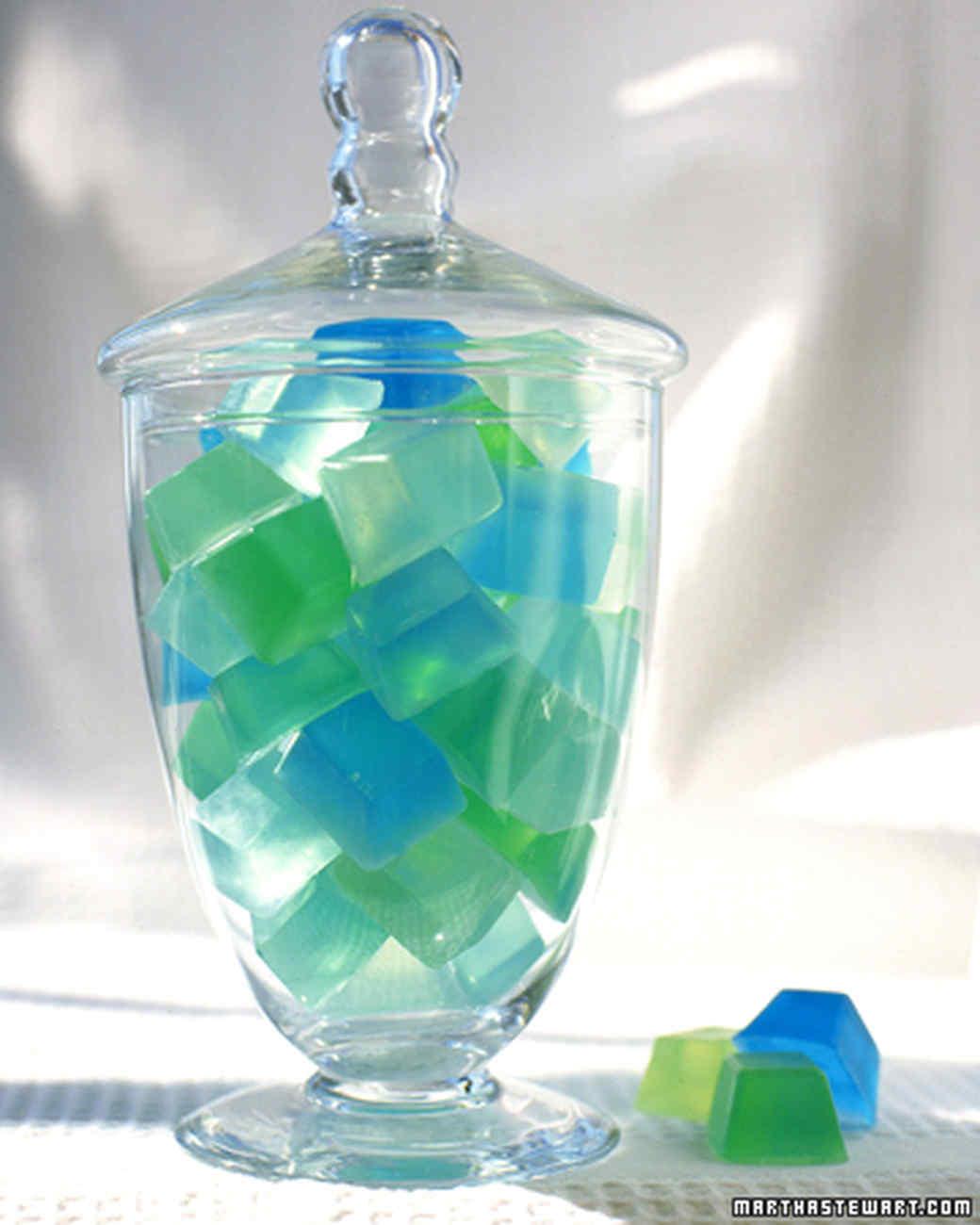 Soap Cubes
