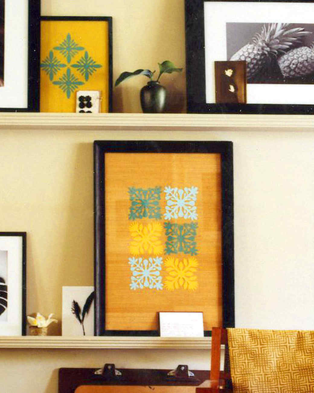 Rice-Paper Wall Art | Martha Stewart