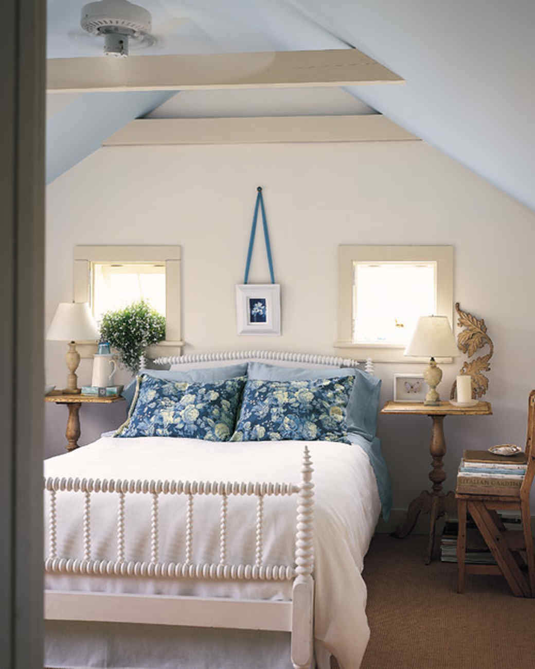 . Blue Rooms   Martha Stewart