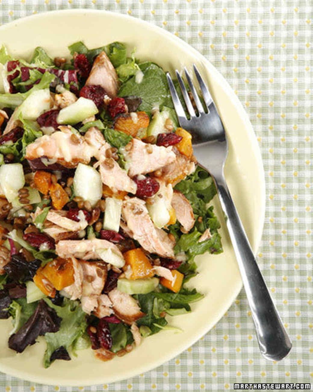 Just Salad Immunity Bowl