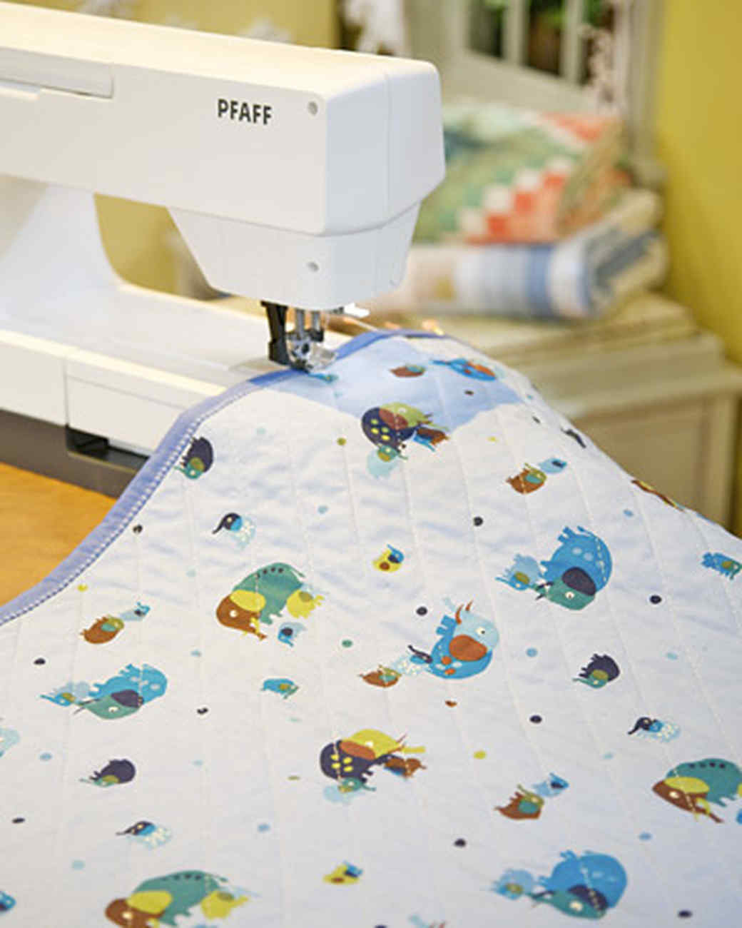 Easy to make baby quilts