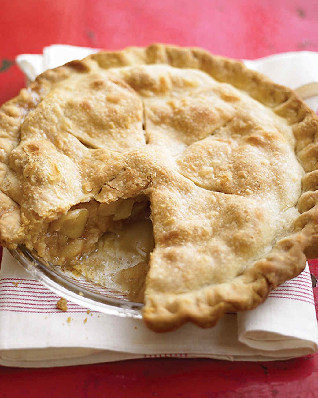 Classic Thanksgiving Pie Recipes Martha Stewart