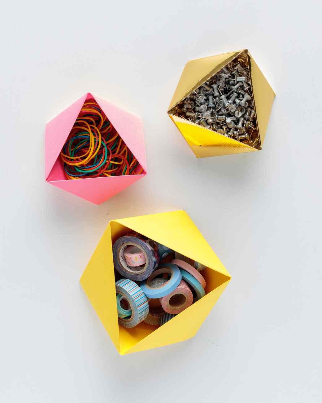 origami bowls   Tutorial Origami Handmade - photo#49