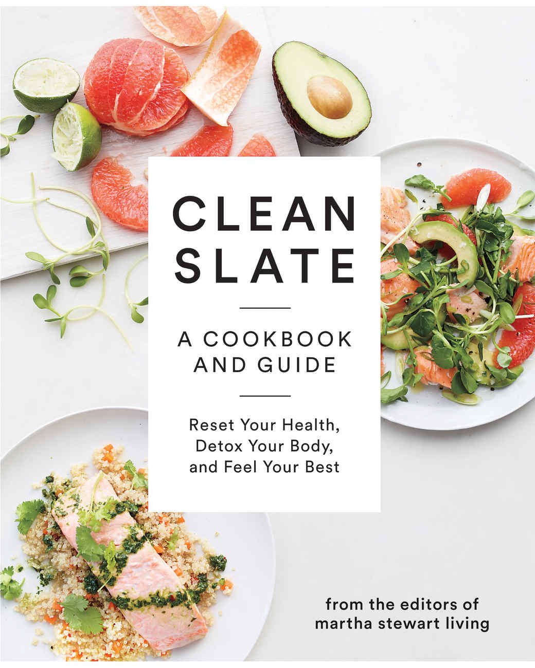 Clean slate a sneak peek of our newest book martha stewart clean slate a sneak peek of our newest book martha stewart forumfinder Choice Image