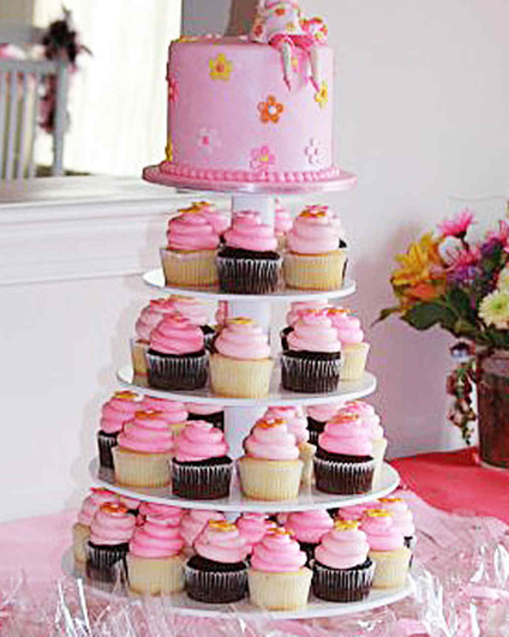 Voorkeur Your Best Baby Shower Cupcakes | Martha Stewart &KK11