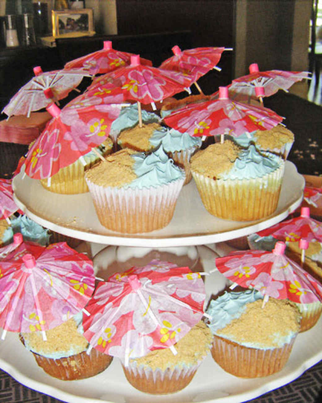 Your Best Baby Shower Cupcakes