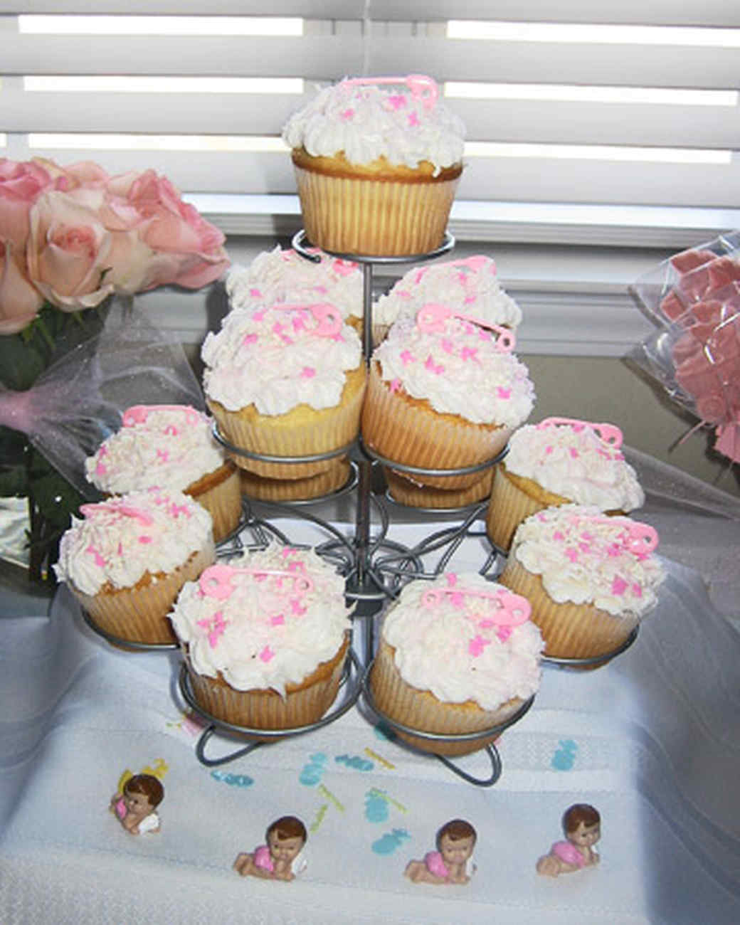 Your Best Baby Shower Cupcakes Martha Stewart