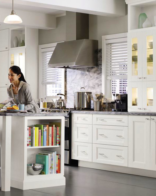 Charmant Martha Stewart Living Kitchen Designs From The Home Depot | Martha Stewart