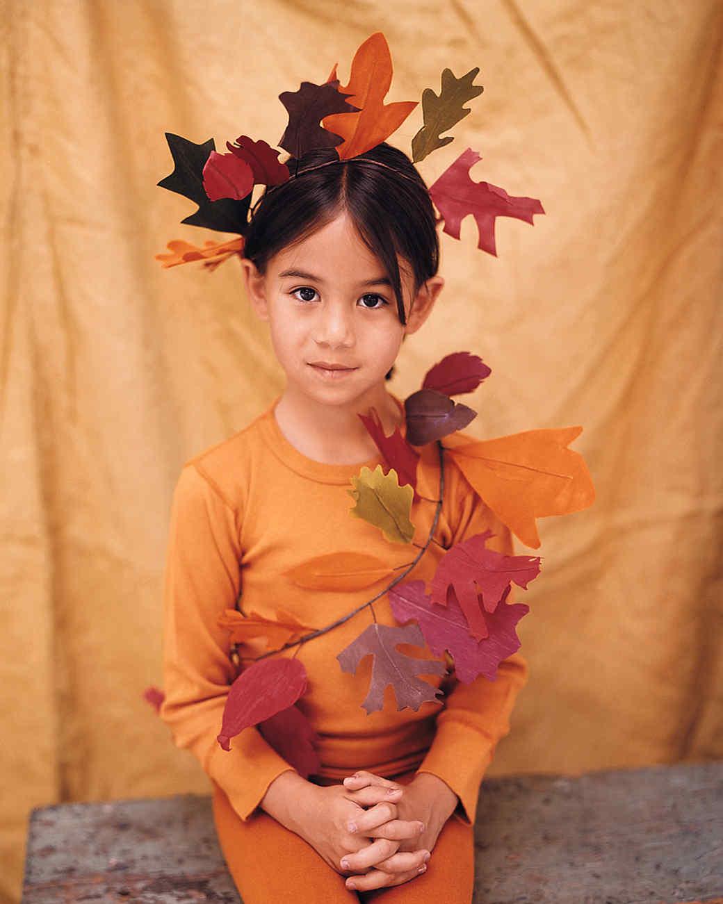 Leaf Garland Costume