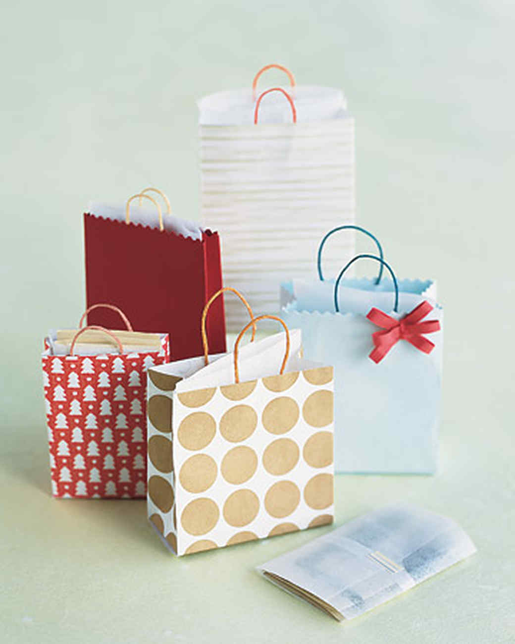 Money Bags | Martha Stewart