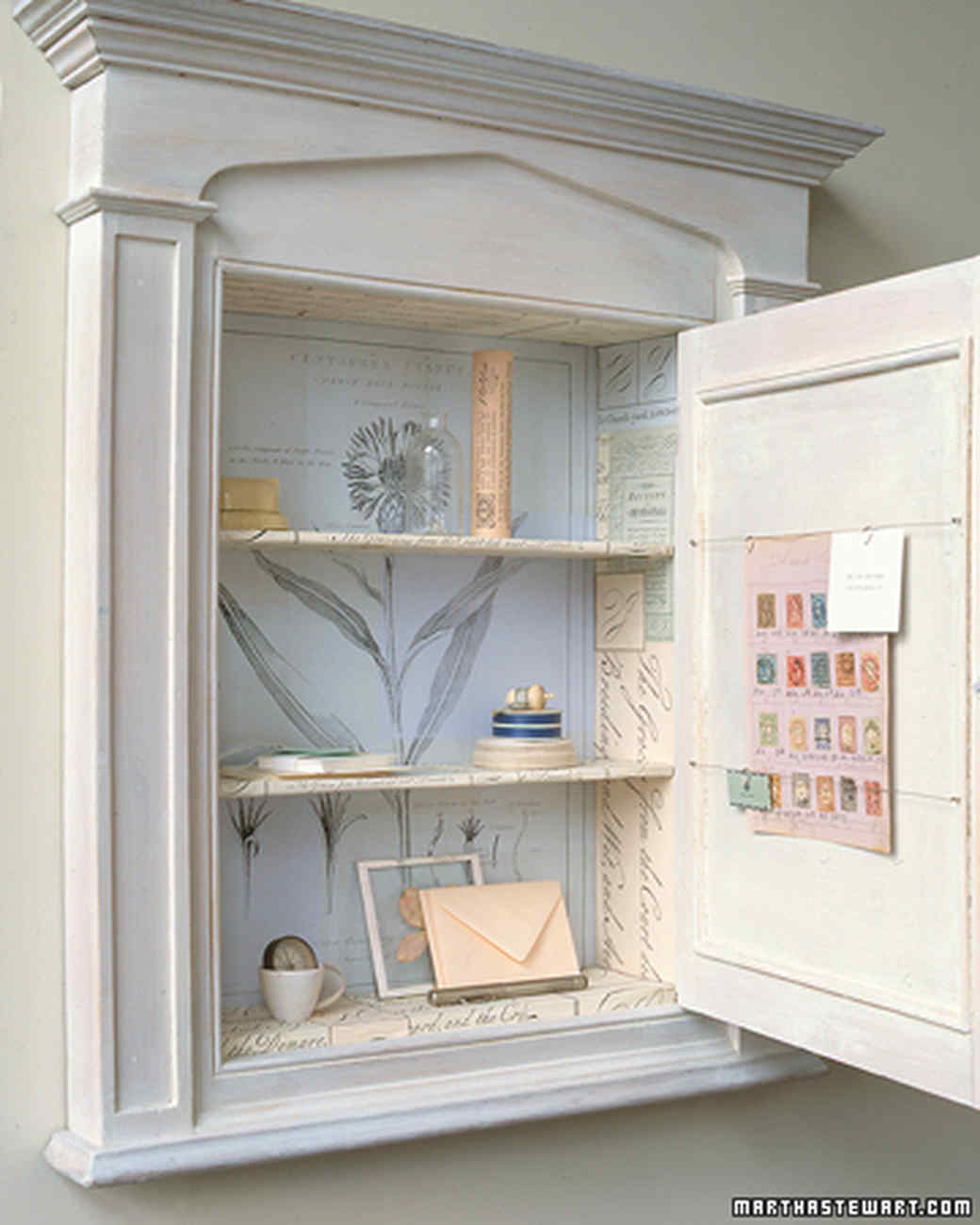 Illustrated Cabinets