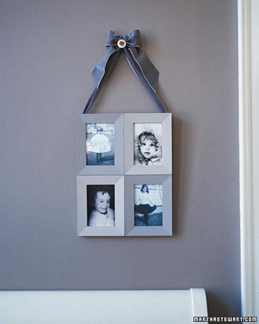 handmade fathers day gifts martha stewart - Diy Picture Frame Ideas
