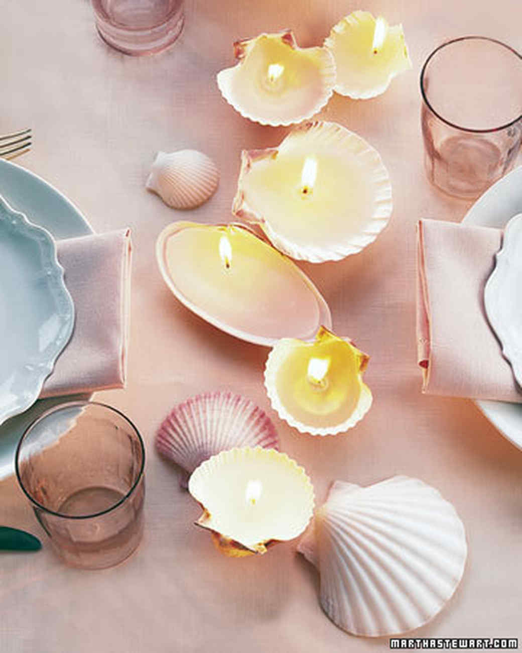 Crafts made from shells with their own hands 28