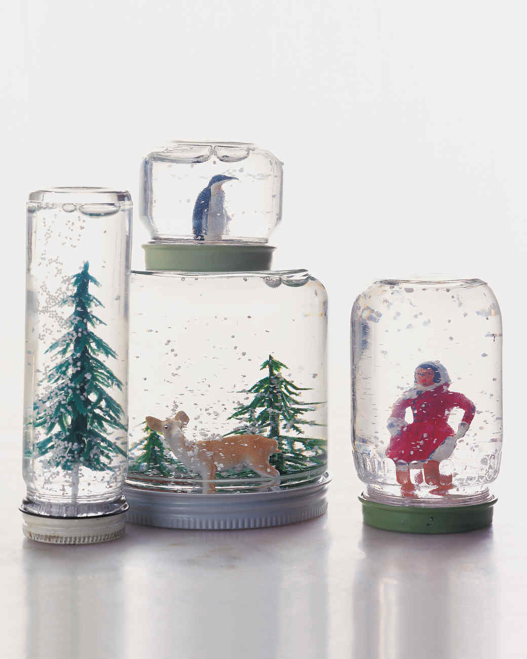 Delightful Create A Winter Wonderland In A Jar Design Inspirations