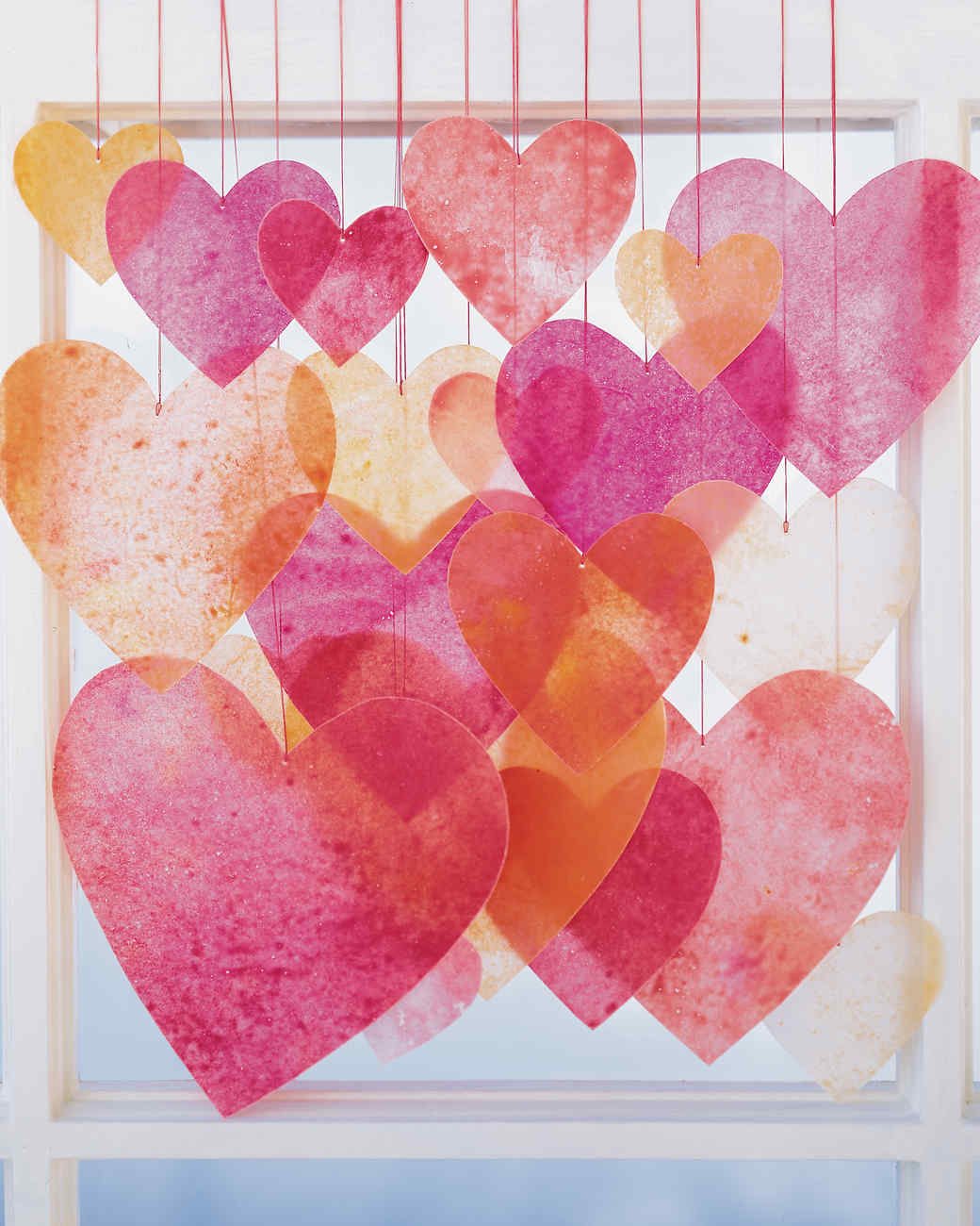 25 Valentine S Day Crafts To Make From The Heart Martha Stewart