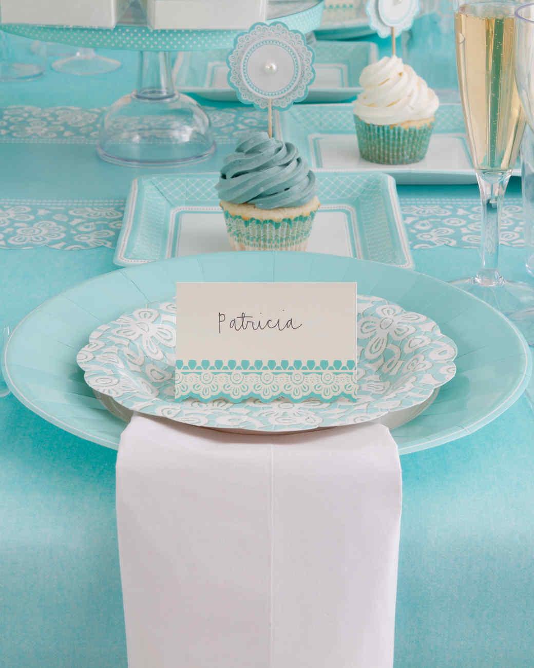 MarthaCelebrations Turquoise Party
